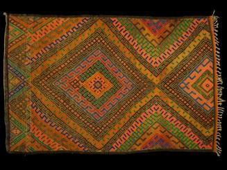 Berber Marmoucha wool palm...