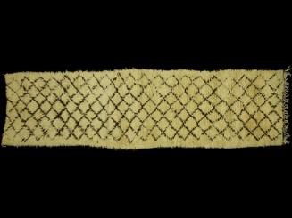 Azilal vintage rug (runner)