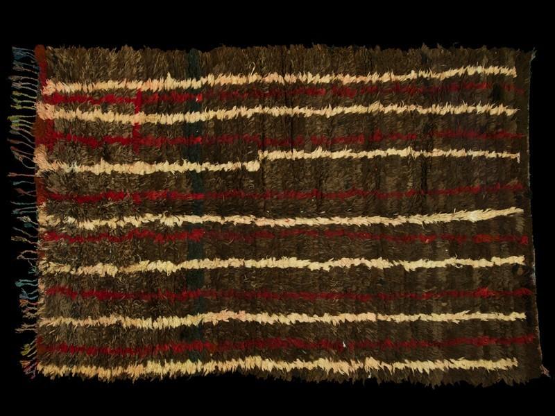 Boujad Berber carpet vintage