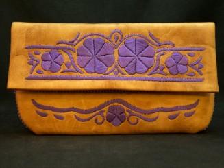 Sidi.Embroidered handbag (clutch)