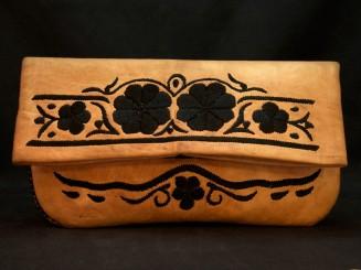 Sidi. Embroidered handbag (clutch)