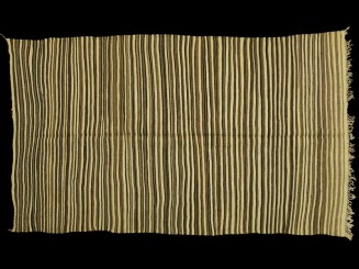 Berber wool storage bag...
