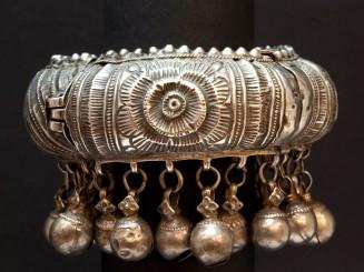 Afghan Kuchi old silver...